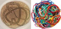 Yarn Ball Knots and Faster Computations