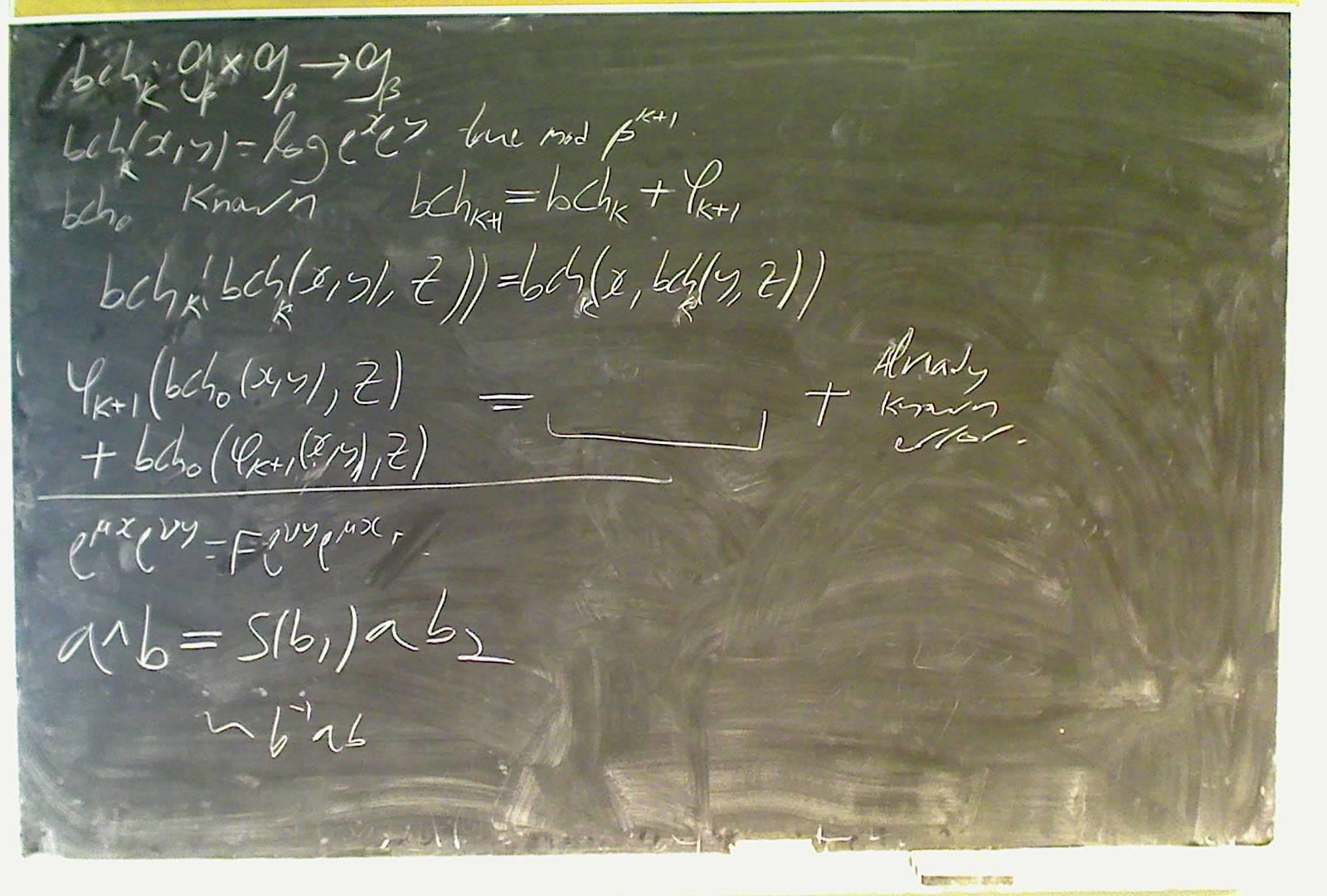 170622-104449: Deforming Weyl algebras  @VanDerVeen