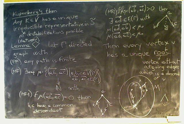 Dalvit @Blackboard Shots @Academic Pensieve @Dror Bar-Natan